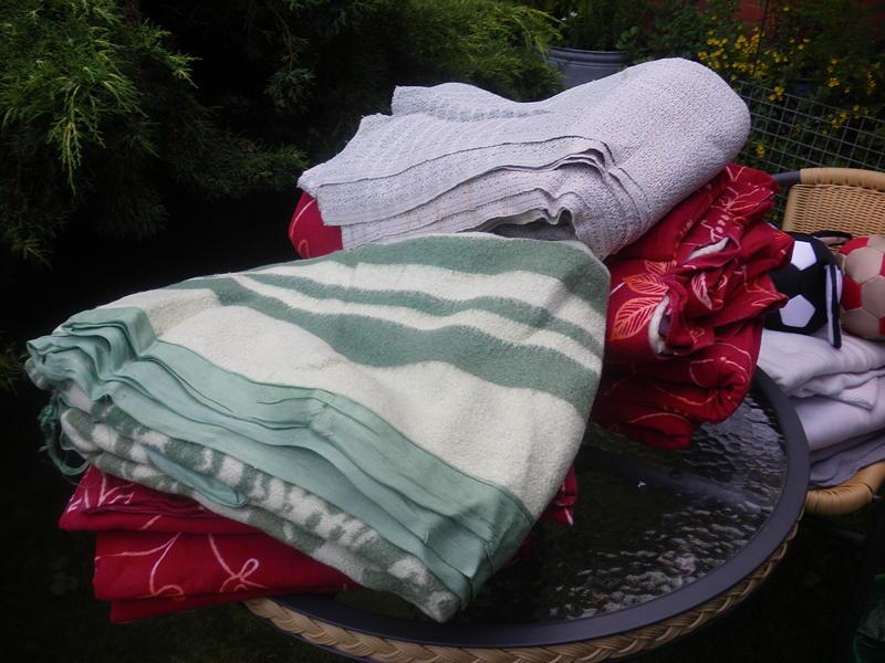 mehr Decken
